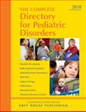 Complete Directory for Pediatric Disorders 2010, , 1592374301