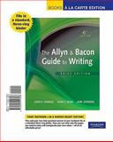 The Allyn and Bacon Guide to Writing, Brief Edition, Books a la Carte Edition, Ramage, John D. and Bean, John C., 020511430X