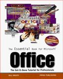 The Essential Book for Microsoft Office, Bill Bruck, 0761504303