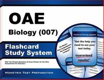 Oae Biology (007) Flashcard Study System : OAE Test Practice Questions and Exam Review for the Ohio Assessments for Educators, OAE Exam Secrets Test Prep Team, 1630944300