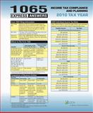 1065 Express Answers 2011, CCH Tax Law Editors, 0808024302
