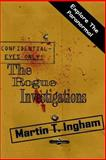 The Rogue Investigations, Martin Ingham, 1500314307