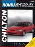 Honda Civic and Del Sol, 1996-2000 Repair Manual, Kevin M. G. Maher, 1563924307