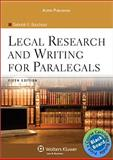 Legal Research Writing Paralegals, Bouchoux, Deborah E., 0735584311