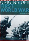 The Origins of the First World War, Martel, Gordon, 1405874317