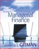 Principles of Managerial Finance, Gitman, Lawrence J., 0321334310