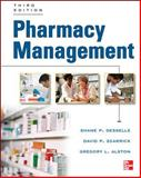 Pharmacy Management, Desselle, Shane and Zgarrick, David, 0071774319