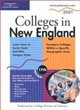 Colleges in New England 2001, Peterson's Guides Staff, 0768904315