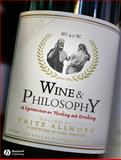 Wine and Philosophy 9781405154314