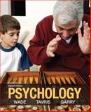 Psychology, Wade, Carole and Tavris, Carol, 0205254314