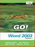 Microsoft Word 2003, Preston, John and Preston, Sally, 0131434314
