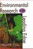 Environmental Research at the Leading Edge, Gore, Alfred B., 1600214312