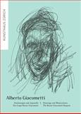 Alberto Giacometti : Drawings and Watercolours. the Bruno Giacometti Bequest, Meyer, Monique and Kunstgesellschaft, Zürcher, 3858814318