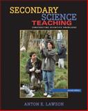 Secondary Science Teaching, Lawson, 0534274323