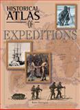 Historical Atlas of Expeditions, Farrington, Karen, 0816044325