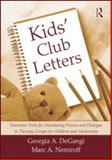 Kids' Club Letters, Georgia DeGangi, 0415994322
