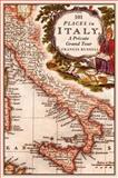 101 Places in Italy, Francis Russell, 1908524324