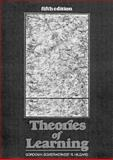 Theories of Learning, Bower, Gordon H. and Hilgard, Ernest R., 0139144323