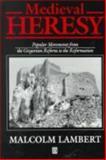 Medieval Heresy 9780631174325