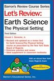 Let's Review: Earth Science, Edward J. Denecke and William H. Carr, 0764134329