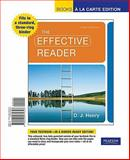 The Effective Reader, Books a la Carte Edition, Henry, D. J., 0205074324