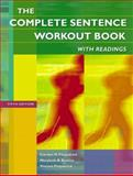 The Complete Sentence Workout Book with Readings, Fitzpatrick, Carolyn H. and Ruscica, Marybeth B., 0321104323