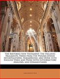 The Restored New Testament, James Morgan Pryse, 1149774320
