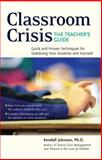 Classroom Crisis 2nd Edition