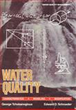 Water Quality Characteristics : Modeling and Modification, Tchobanoglous, George and Schoeder, Edward D., 0201054337