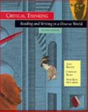 Critical Thinking : Reading and Writing in a Diverse World, Al, Rasool Et and Rasool, Joan, 0155064339