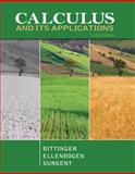 Calculus and Its Applications, Bittinger, Marvin L. and Ellenbogen, David J., 0321694333