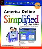 America Online Simplified, Ruth Maran, 0764534335