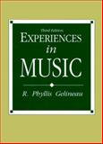 Experiences in Music, Gelineau, R. Phyllis, 0132974339
