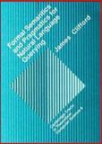 Formal Semantics and Pragmatics for Natural Language Querying, Clifford, James, 0521354331