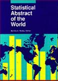 Statistical Abstract of the World, Darnay, Arsen, 0810364336