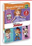 World of Reading, Disney Book Group Staff, 1484704339
