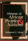 Almanac of African Peoples and Nations, Yakan, Mohamad Z. and Yakan, Mohamad, 1560004339