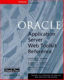 Oracle Application Server Web Toolkit Reference, Niemiec, Richard J. and Trezzo, Joseph C., 0078824338
