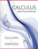 Calculus, Sullivan, Michael P. and Miranda, Kathleen, 1429254335