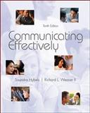 Communicating Effectively, Hybels, Saundra and Weaver II, Richard, 0073534331