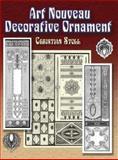 Art Nouveau Decorative Ornament, Christian Stoll, 0486454339