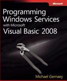 Programming Windows Services with Microsoft Visual Basic 2008, Gernaey, Michael, 073562433X