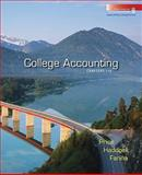 College Accounting, Price, John Ellis and Haddock, M. David, 0077264339