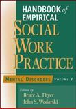 Handbook of Empirical Social Work Practice, Mental Disorders, , 0471654337