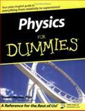 Physics for Dummies, Steven Holzner, 0764554336