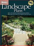 Landscape Plans, Chuck and Barbara Crandall, 0897214331