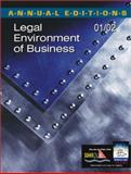 Legal Environment of Business, 2001-2002, Stanberry, Kurt, 0072404345