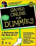 Games Online for Dummies, John Kaufeld, 0764504347