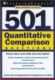 501 Quantitative Comparison Questions, LearningExpress Staff, 1576854345