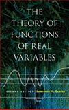 The Theory of Functions of Real Variables : Second Edition, Graves, Lawrence M., 0486474348
